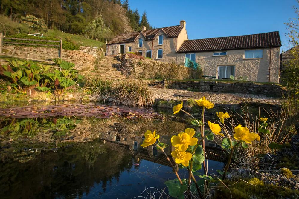 Hill Farm Tintern House